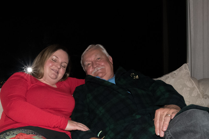 Maggie and her dad, Joe.