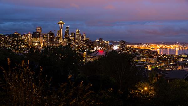 Seattle Family Trip - 2015