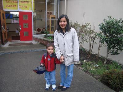 Taking Ryan to School