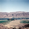 Columbia River from Ginko Museum, July 4, 1953.