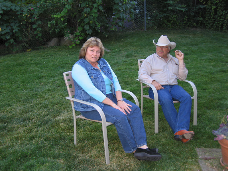 JoAnne and Tim