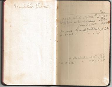 0026_Louis Sellet Memorandum Book