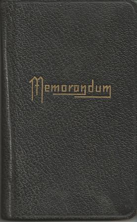 0001_Louis Sellet Memorandum Book
