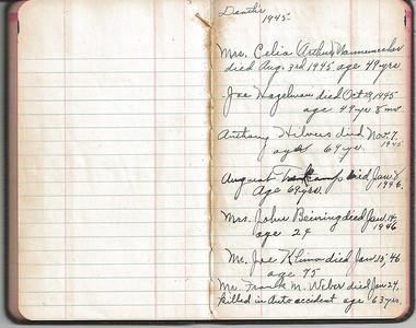 0011_Louis Sellet Memorandum Book
