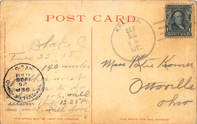 0005_Louis Sellet PostCards Early 1900s