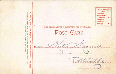 0017_Louis Sellet PostCards Early 1900s