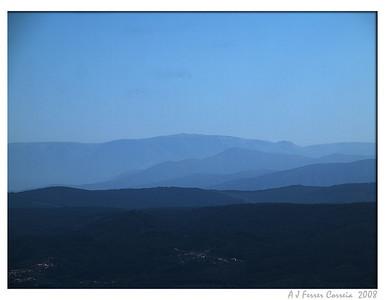 Culcurinho e Serra da Estrela (manhã)