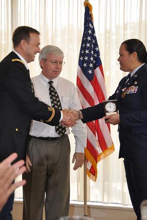 Senior Master Sergeant Alice Tauiliili Retirement Ceremony