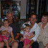 Papa, Camden, Uncle Jeremy, Claire and Nana
