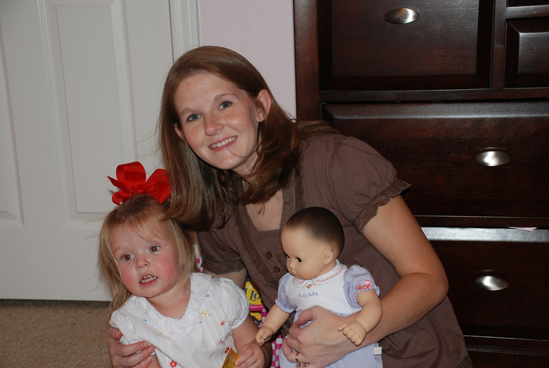 Mommy and Claire