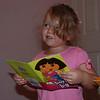 "Camden's Dora card sings her ""Happy Birthday""!"