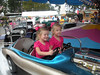 Camden and Claire had a great time with all the rides