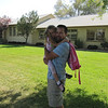Norah's first day of Kindergarten!