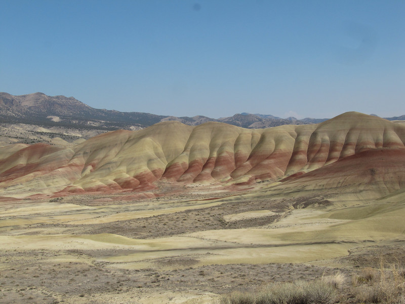 John Day Fossil Beds NM - Painted Hills