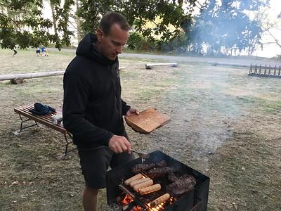 grillmaster Kris