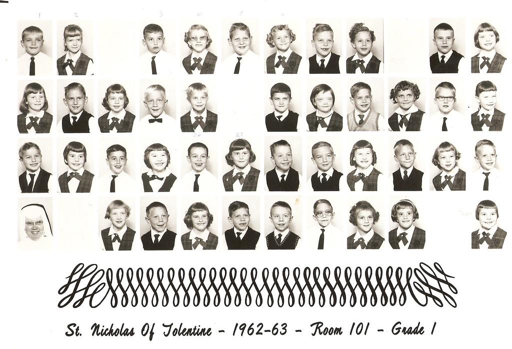 62-63 1st Grade Photo