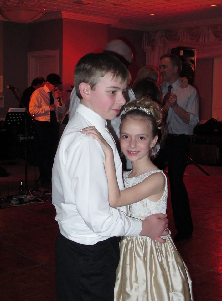 Ethan & Mira