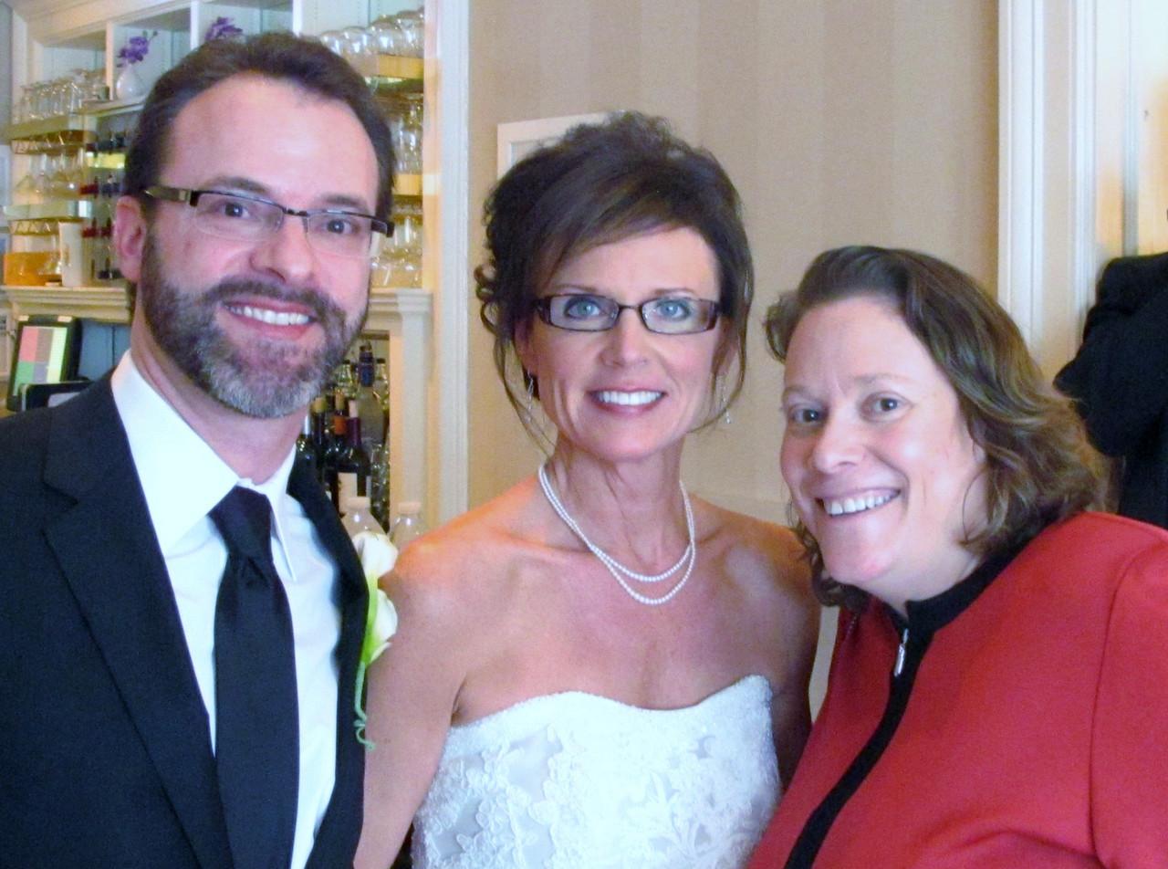Seth, Teri, Amy