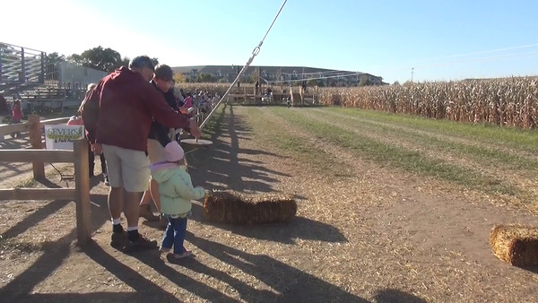 Seavers corn maze, October 18th, 2015 part 2