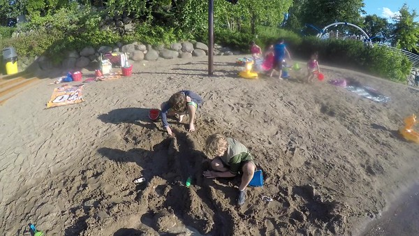 Shady Oak Beach, part 3