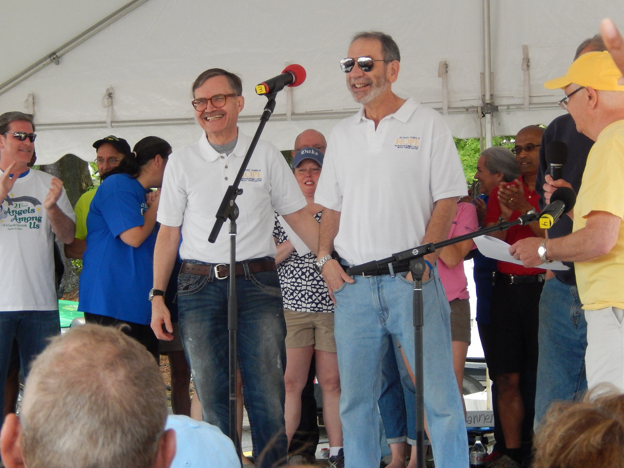 Drs. Allan Friedman and Henry Friedman