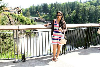 Shagun Seattle Visit May 2013