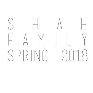 Shah Family Spring 2018