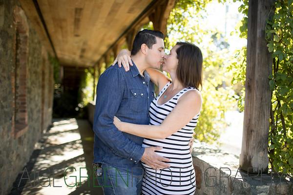 Shaina & Joe - Pregnant - 11/7/17