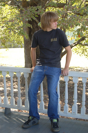 Shane's senior pictures 2012