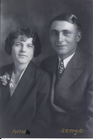 George Oukrop Family Photos