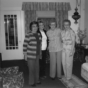 Ida (Oukrop) (Schaffer) Johnson Family Photos