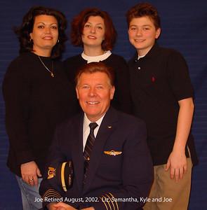 Joe M Williams (Oukrop) Family Photos