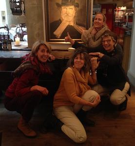 Anne, Christine, Danièle & Monika