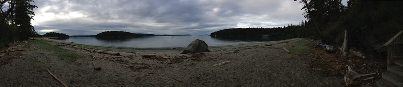 Indian Cove, Shaw Island, WA