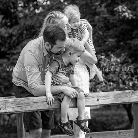 Shawn Murray Family
