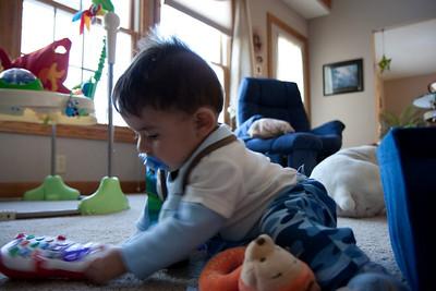Shawn 8 Months