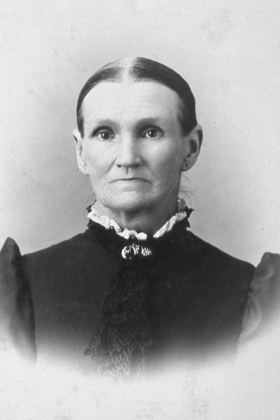 Believed to be Elizabeth Bower.
