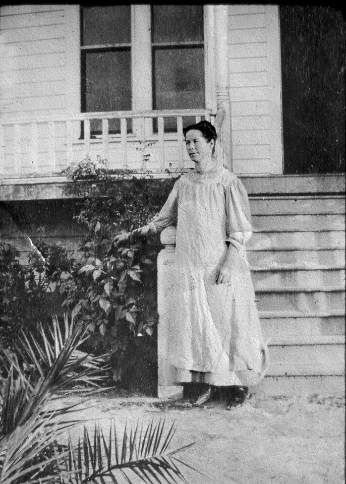 Mary Louise Scheidecker.   unknown date