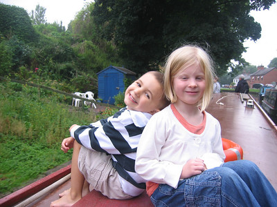 2008.08.31 Llangollen Canal