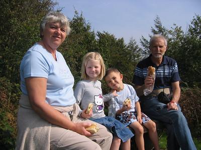 2008.09.20 Picnic at the Clent Hills