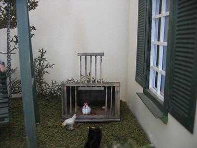 Cape Victorian cottage garden 008