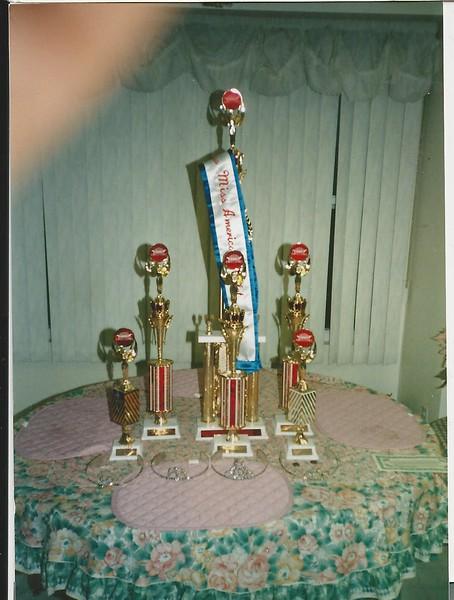 shelby baby awardes