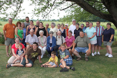 Keesey Picnic - July 7, 2012