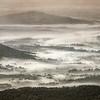 Fog in the Shenandoah Valley