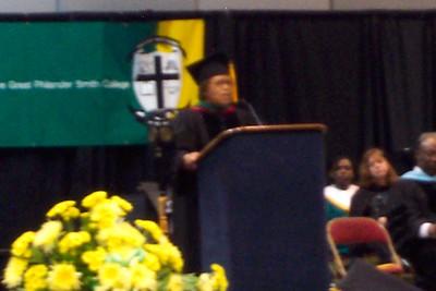 Shenetta's Philander Smith graduation 05072005