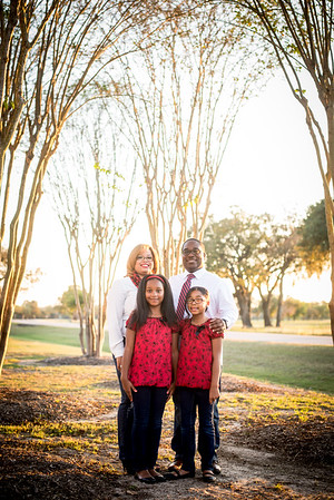 SHEPHARD FAMILY HOLIDAY PORTRAIT SESSIONS