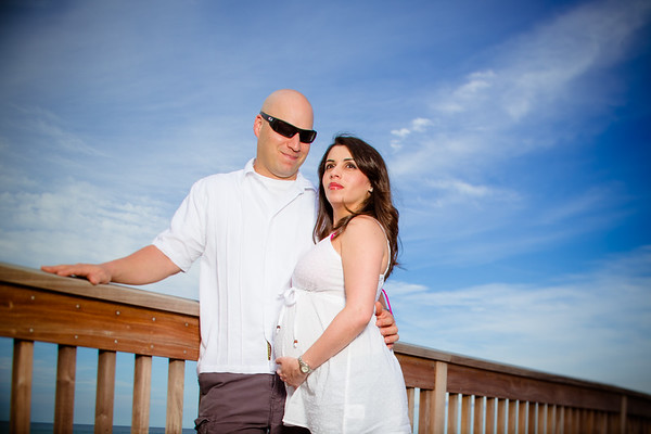 Sherri + Ian Maternity Session