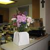 Flowers for Grandma's birthday from Dierberg's.
