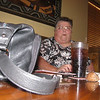 A picture taken by Ed at Outback, during one of our normal Thursday night get-togethers.
