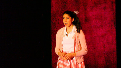 Look at me I am Sandra Dee Reprise. Act 2 Scene 4